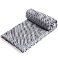 Yoga-Handtuch rutschfeste mattengro?e, weiche, absorbierende Mikrofaserdecke Hot Yoga Pilates Faltbar, waschbar fš¹r Picknickcamping im Bš¹ro der Turnhalle