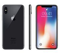 Apple iPhone X 256GB Space Gray Smartphone NEU &versiegelt