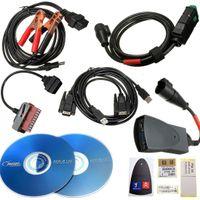 Neues OBD2-Kabel des PP2000 Lexia 3-Diagnoseschnittstellen-Scan-Tools für Peugeot Citroen V7 V48 V25