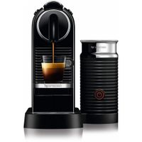 De Longhi Citiz - Filterkaffeemaschine - 1 l - Kaffeekapsel - 1710 W - Schwarz