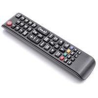 vhbw Fernbedienung Ersatz für Samsung AA59-00496A, AA59-00603A, AA59-00741A Fernseher, TV