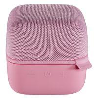 "Hama Mobiler Bluetooth®-Lautsprecher ""Cube"", Rosa Hama"
