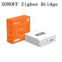 Sonoff-Zigbee Bridg Funkschalter Temperatur Luftfeuchtigkeit PIR-Türfenstersensor LLY201117109