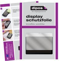 2x Huawei MatePad T10s Schutzfolie klar Displayschutzfolie Folie Display Schutz