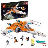 LEGO 75273 Star Wars Poe Damerons X-Wing Starfighter Bauset, Serie Der Aufstieg Skywalkers