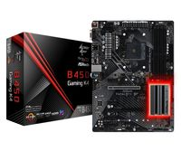 ASRock B450 Gaming K4 AM4 ATX  D-Sub/HDMI/DP DDR4 retail 90-MXB8A0-A0UAYZ