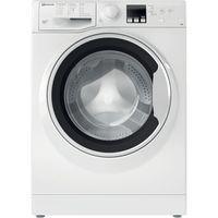 Bauknecht WM 62 SLIM N Waschmaschine Frontlader/ 6kg/ kraftvolle Fleckentfernung/ Turbo-Programm/ Kurz 30 / Anti-Allergie-Programm / Startzeitvorwahl / Kindersicherung