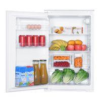 PKM Einbau Kühlschrank Vollraumkühlschrank KS 130.0 EB Schleppscharnier 129 L