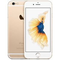 Apple Iphone 6s 128gb 4.7´´ Refurbished Gold One Size
