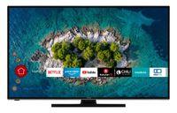 Hitachi U55K6100 139 cm (55 Zoll) Fernseher (Smart TV, 4K Ultra HD, HDR, Triple Tuner, Works with Alexa, Bluetooth, HD+)