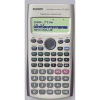 Casio Financial Calculator FC-100V, 31 x 96 mm