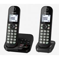 Panasonic KX-TGC 462GB - Schnurlostelefon - Telefon - Anrufbeantworter Panasonic