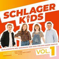 Schlagerkids - Vol.1 (Von Kids Für Die Ganze Familie) - CD