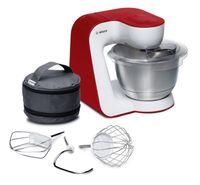Bosch MUM 54 R 00 Küchenmaschine weiß/rot