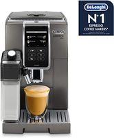 DeLonghi ECAM 370.95.T Dinamica Plus Kaffeevollautomat Silber