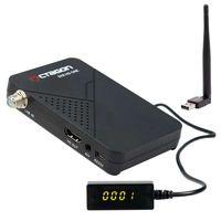 Octagon SX8 Mini Full HD DVB-S2 Multistream FTA Sat Receiver USB, Youtube, IPTV Schwarz + Wlan