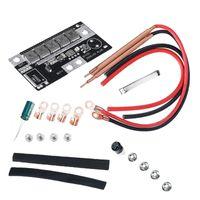 12V Punktschweissgeraet DIY Tragbare Batterie Energiespeicher PCB Leiterplatten Schweissgeraet Schweissgeraet fuer 18650 / 26650 / 32650 Lithium Batterie