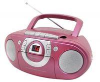 Soundmaster SCD 5100, Farbe: Pink