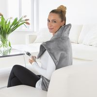 Heizkissen Heizdecke Wärmedecke Rückenwärmer Nackenwärmer Schulter elektrisch