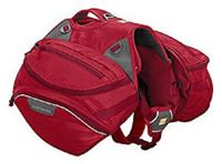Ruffwear Palisades PackTM Red Currant M