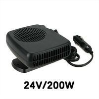 12V tragbares Auto Auto elektrische Heizung Heizung Kühlgebläse Defroster Demister Neu ZYH91127003B