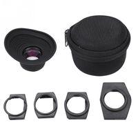 1,3-fache Lupen-Okular-Okular-Sucher fuer  A350 A550 A700 A900 Canon Nikon Pentax Olympus-Kameras