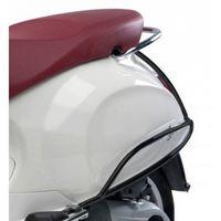 Original seitliche Sturzbügel für Vespa Sprint schwarz matt 1B001279