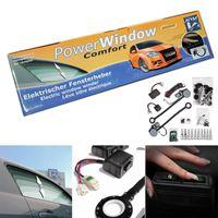 Elektrische Fensterheber 2-türig Rechts / Links zum Nachrüsten für BMW Modelle