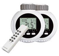 Smart Home Heizkörperthermostat SHS53002EU 2er Set + Fernbedienung