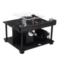 190x165x100mm Mobile Tischsäge Multifunktional Tischkreissäge Sägeblatt 110mm