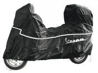 Original Vespa Fahrzeugabdeckplane für LX LXV PX S Primavera Sprint Allwetter Faltgarage 605291M002
