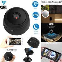 1080P HD Kabellose Versteckte Überwachungskamera 150 ° Weitwinkel Wlan Smart DVR Nachtsicht Bewegungserkennung 2000000(DPI)