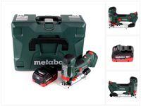 Metabo STA 18 LTX 100 Akku Stichsäge 18V ( 601002840 ) + 1x Akku 5,5Ah - ohne Ladegerät