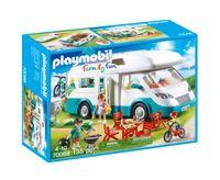 PLAYMOBIL Family Fun 70088 Familien-Wohnmobil