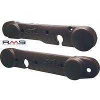 Seitenverkleidung / Seitendeckel / Deckel RMS für Piaggio / Vespa Si mit Variator Speed Ref. 267653-4 - 813379-80