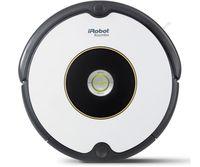 iRobot Roomba 605 Roboter-Staubsauger Beutellos Schwarz, Weiß 0,5 l