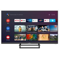 Smart Tech HD LED TV 80cm (31,5 Zoll) SMT32F30HC4U1B1 Triple Tuner, Android Smart TV, HDR 10
