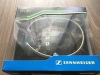PMX 686G In-Ear-Sportkopfhörer mit Nackenbügel - Galaxy, grün/schwarz