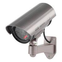 Überwachungskamera Kamera Dummy Attrappe Alarmanlage Camera Bewegungssensor