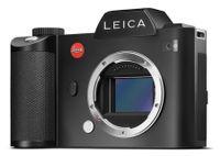 Leica SL 24 Megapixel Systemkamera, 4k Ultra HD Video, 36,0 x 24,0 mm CMOS-Sensor, 7,37 cm (2,9 Zoll) Display, Touchscreen, GPS, WLAN, YES, wasserabweisendes Gehäuse