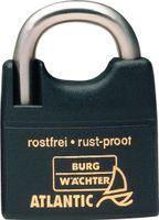 Zylindervorhangschloss 217 F 30 NI Schlosskörper-B.30mm MS versch.-schl.