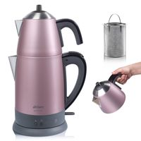 Arzum Cayci LUX Elektrischer Teekocher Teemaschine AR3055 Dreamline Wasserkocher