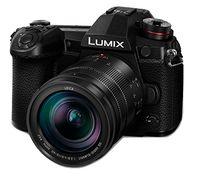 Panasonic Lumix DC-G9L, 20,3 MP, 5184 x 3888 Pixel, Live MOS, 4K Ultra HD, Touchscreen, Schwarz