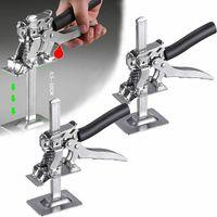 Melario 2 Stücke Viking Arm Handwerkzeug Jack Tür Verwenden Sie Board Lifter Cabinet Jack