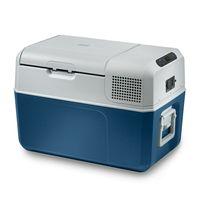 Mobicool MCF32, Kühlbox, blau/grau elektrische Box 31 l 12/24 V DC/100-240 V AC
