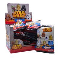 Star Wars Wikkeez Ganzer Karton mit 16 Boosterpacks Sammelfiguren