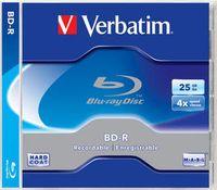 Verbatim BD-RE SL, 25GB, 4x, Schmuckkasten