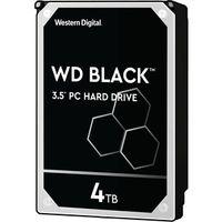 """WD Black Festplatte - 3,5"""" Intern - 4 TB - SATA (SATA/600) - 7200U/Min"""