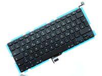 "Apple Macbook 13,3"" A1278 MB466 MB477 MB990 Beleuchtet Backlight DE Tastatur NEU"