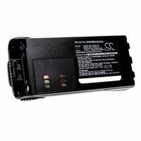 vhbw Akku passend für Motorola GP1280, GP140, GP240, GP280, GP320, GP328, GP338, GP340, GP360 Funkgerät, Walkie Talkie (1800mAh, 7.2V, Ni-MH)